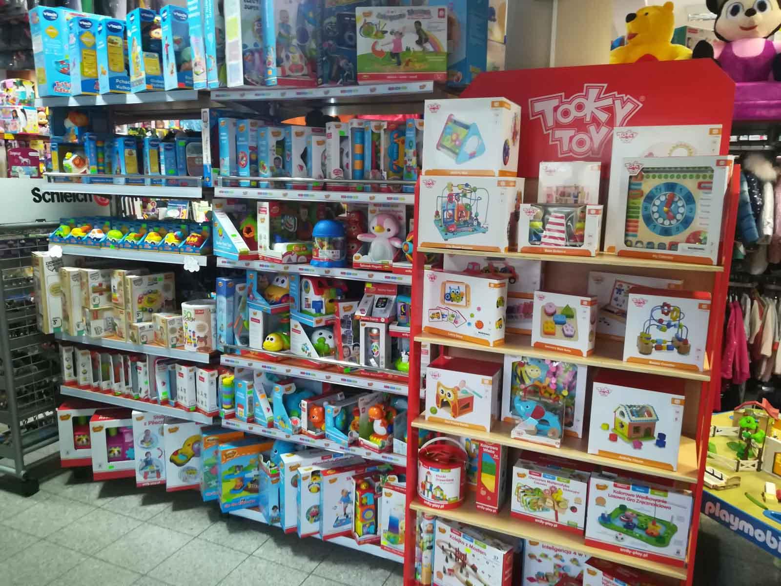 Gry i zabawki dla dzieci w Sklepie Kubuś